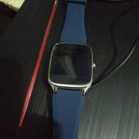 Strap Silicone Silikon Watch Band Asus Zenwatch 1 2 22mm Tali Jam