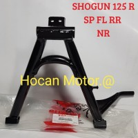 STANDAR 2 TENGAH SHOGUN 125 SP RR FL NR ORISINIL SGP AXELO