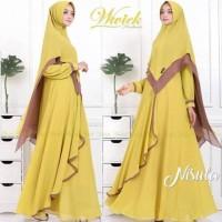 Baju Muslim Fashion Hijab Busana Kekinian Terbaru Murah Promo Baju