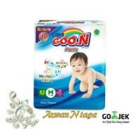 Goon M62+6 L50+6 XL44+4 XXL36+4 Wonder Line Pants Popok Celana Anak