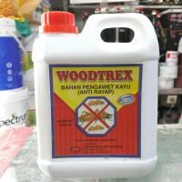 Woodtrex obat anti rayap cegah rayap pembasmi rayap bahan pegawet kayu