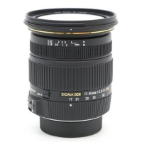 Lensa Sigma 17-50mm f 2.8 EX DC OS HSM for Canon RESMI