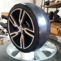 PELAPIS BAN Motor & Mobil AKI KARET ASLI 2 lapisan (GRADE A)