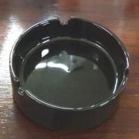 Asbak Keramik/Asbak Hitam/Asbak Rokok/Asbak Porcelain/Ashtray/Asbak