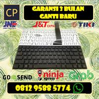 Keyboard ASUS K46C K46 K46CA K46CM K46CB A46 A46C A46E - Black