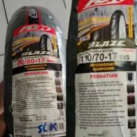 Ban FDR 90/80-17 Dan 110/70-17 Paket Depan Belakang Tubeless Blaze