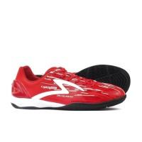 Sepatu Futsal Specs Accelerator Lightspeed Limited Edition Red White