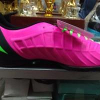 Sepatu Futsal Mizuno Rebula V3 In Pink Glow Black Original