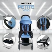 Stroller Bayi BABYDOES CH 338 PETITE Bisa Gojek Dan Jne