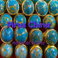Cincin Batu akik Pirus China