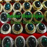 Cincin Batu Badar Besi ijo/Bacan Sukabumi