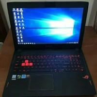 laptop gaming asus rog gl502vm gtx1060
