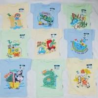 Kaos Anak Oblong Ridges Baju Harian