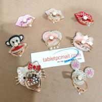 iRing Diamond Ring Stand Karakter 3D