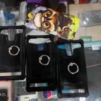 DISKON Case Advan S5E NXT Universal Softcase Anti Crack Plus Ring