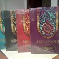 [A4 /Besar] Mushaf Ash Shahib Rasm Utsmani Terjemahan Waqaf dan Ibtida