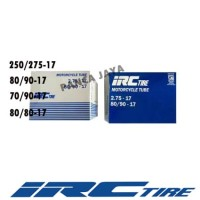 BAN DALAM MOTOR IRC RING 17 225-250-275 CBR150 SONIC REVO FIT X SUPRA