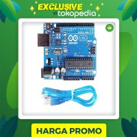 Dijamin Ori Arduino Uno R3 Compatible atmega328 DIP atmega 16u2