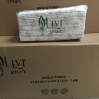 Tissue Livi Smart Towel Multifold