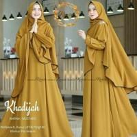baju gamis wanita terbaru /baju gamis syari kekinian / gamis dan hijab
