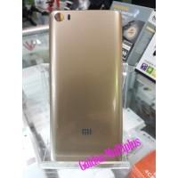Tutup Belakang Xiaomi Mi 5 Backdoor Xiomi Siomi Mi5 GOLD ORI Original