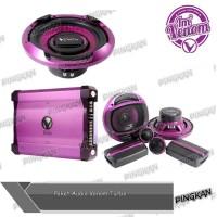 Paket Audio Venom Turbo Mobil New Ayla