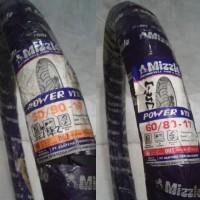 Ban Mizzle Paket 50-90-17 Dan 60-80-17 Power VTX Bukan Tubeless