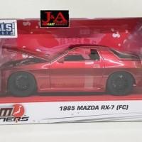 1995 MAZDA RX7 (FC) - SKALA 24 - JADA (DIECAST-MINIATUR)