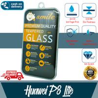 Aldora Tempered glass Anti Gores Kaca Huawei P8 Lite Premium