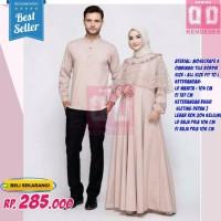 Dress Couple Wanita Muslimah Pria Muslim Terbaru Murah Baju Pesta -
