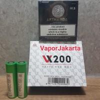Paket Kebul Mod Augvape VX 200 Authentic