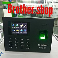 Mesin absensi sidik jari / finger print Solution X105-ID
