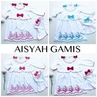 4pc@48 AISYAH babeebabyshop gamis anak gamis bayi baju muslim anak
