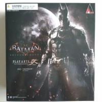 MAINAN ACTION FIGURE BATMAN ARKHAM KNIGHT PLAY ARTS KAI PLAYARTS