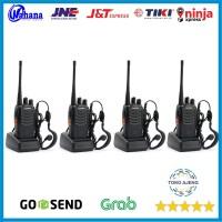 Paket 4 Unit Radio HT Handy Talky Walkie Talkie BAOFENG BF 888s 888 s