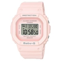 Casio Baby-G BGD-560-4DR Standard Digital Pale Pink Resin Band