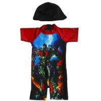 Baju Renang Bayi Karakter Transformer BRB-K072