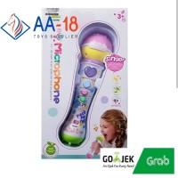 Mainan Microphone Singer / Kado Mainan Anak