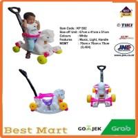 Mainan anak/kuda kudaan/KP 582/sepeda anak/mobil dorong/shp toys