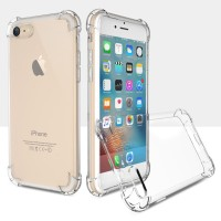 Soft Case Anti Crack Sillicone for iPhone All Model