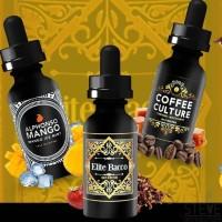 Indonesian Juices Saltnic Elite Bacco Coffee Culture Alphonso Mango