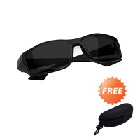 Kacamata Motor Berkendara Night Driving Glasses AAA - Free Hardcase H