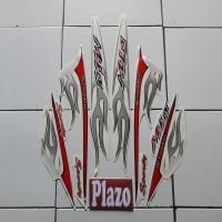 Striping Mio Sporty 2006 Putih