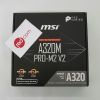 MSI A320M PRO M2 V2 - MSI A320M Pro-M2 V2