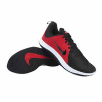 NIKE Men's Fly.By Low Basketball Shoe - Gym Red/Black-White