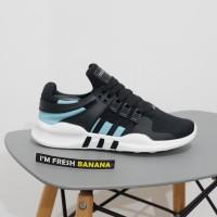 Sepatu Adidas Running EQT Support Equipment ADV Oval Black Green