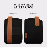 UNEED POUCH POWER BANK 8000 10000 12000 mah case dompet bag powerbank