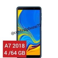 BARANG TOP SAMSUNG GALAXY A7 2018 (4/64 GB) - BLUE HARGA TOP