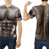 kaos baju custom body sixpack fullprint sublimation
