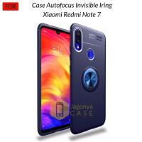 Case Xiaomi Redmi Note 7 Autofocus Invisible Iring Soft Case
